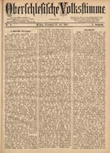 Oberschlesische Volksstimme, 1883, Jg. 9, Nr. 81