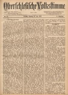 Oberschlesische Volksstimme, 1883, Jg. 9, Nr. 85