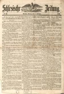 Schlesische Zeitung, 1850, No. 29