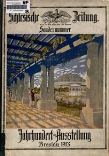 Schlesische Zeitung, 1913, Sondernummer