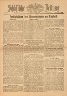 Schlesische Zeitung, 1922, Nr. 204