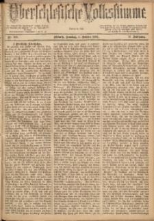 Oberschlesische Volksstimme, 1885, Jg. 11, Nr. 119