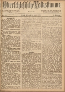 Oberschlesische Volksstimme, 1885, Jg. 11, Nr. 133