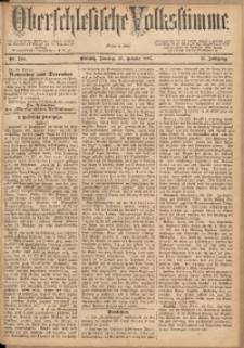 Oberschlesische Volksstimme, 1885, Jg. 11, Nr. 138