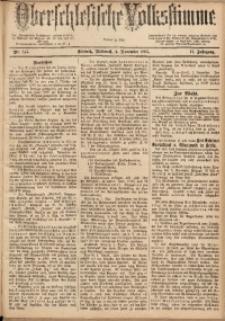 Oberschlesische Volksstimme, 1885, Jg. 11, Nr. 145
