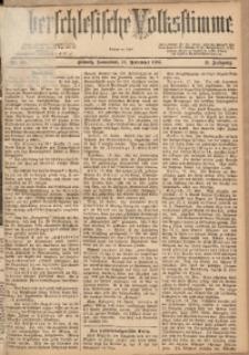 Oberschlesische Volksstimme, 1885, Jg. 11, Nr. 160