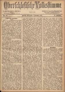Oberschlesische Volksstimme, 1885, Jg. 11, Nr. 169