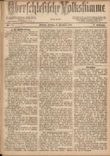 Oberschlesische Volksstimme, 1885, Jg. 11, Nr. 171