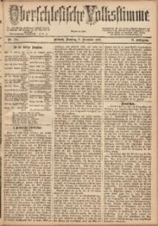 Oberschlesische Volksstimme, 1885, Jg. 11, Nr. 174