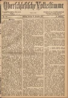 Oberschlesische Volksstimme, 1885, Jg. 11, Nr. 182