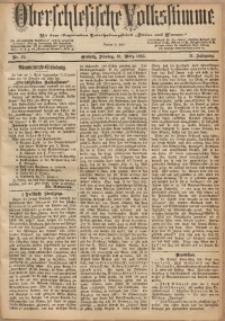 Oberschlesische Volksstimme, 1885, Jg. 11, Nr. 39