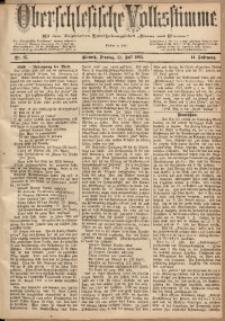 Oberschlesische Volksstimme, 1885, Jg. 11, Nr. 85