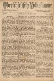 Oberschlesische Volksstimme, 1887, Jg.13, Nr. 34