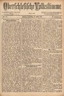 Oberschlesische Volksstimme, 1887, Jg. 13, Nr. 56