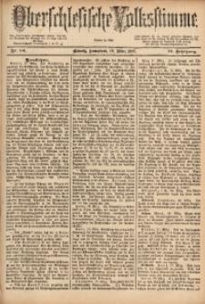 Oberschlesische Volksstimme, 1887, Jg. 13, Nr. 64