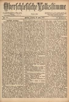 Oberschlesische Volksstimme, 1887, Jg. 13, Nr. 65