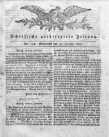 Schlesische Privilegirte Zeitung, 1806, No. 128