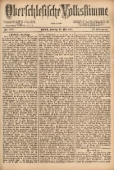 Oberschlesische Volksstimme, 1887, Jg. 13, Nr. 109