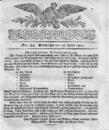 Privilegirte Schlesische Zeitung, 1821, No. 44