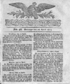 Privilegirte Schlesische Zeitung, 1821, No. 46