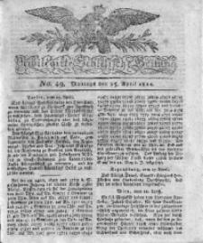 Privilegirte Schlesische Zeitung, 1821, No. 49