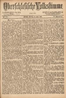 Oberschlesische Volksstimme, 1887, Jg. 13, Nr. 131