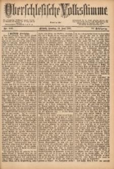 Oberschlesische Volksstimme, 1887, Jg. 13, Nr. 136