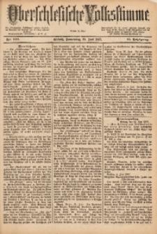 Oberschlesische Volksstimme, 1887, Jg. 13, Nr. 139
