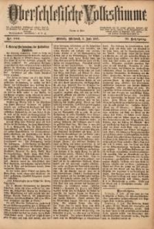 Oberschlesische Volksstimme, 1887, Jg. 13, Nr. 149
