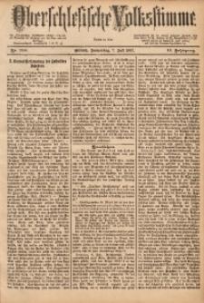 Oberschlesische Volksstimme, 1887, Jg. 13, Nr. 150