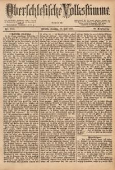 Oberschlesische Volksstimme, 1887, Jg. 13, Nr. 153