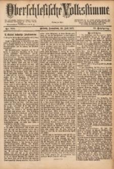 Oberschlesische Volksstimme, 1887, Jg. 13, Nr. 164
