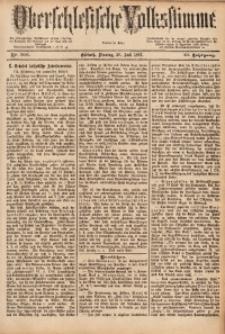 Oberschlesische Volksstimme, 1887, Jg. 13, Nr. 166