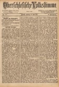 Oberschlesische Volksstimme, 1887, Jg. 13, Nr. 171