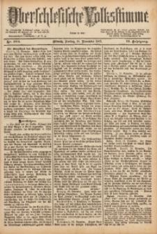 Oberschlesische Volksstimme, 1887, Jg. 13, Nr. 264