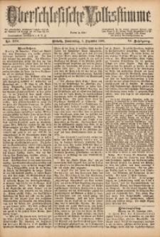Oberschlesische Volksstimme, 1887, Jg. 13, Nr. 275