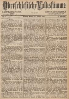 Oberschlesische Volksstimme, 1888, Jg. 14, Nr. 7