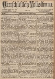Oberschlesische Volksstimme, 1888, Jg. 14, Nr. 16