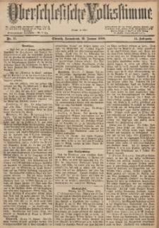 Oberschlesische Volksstimme, 1888, Jg. 14, Nr. 17