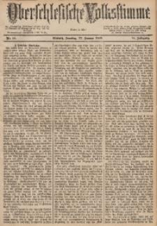 Oberschlesische Volksstimme, 1888, Jg. 14, Nr. 18