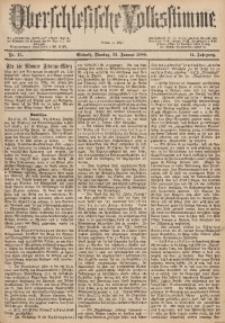 Oberschlesische Volksstimme, 1888, Jg. 14, Nr. 25