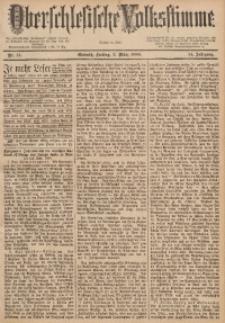 Oberschlesische Volksstimme, 1888, Jg. 14, Nr. 51