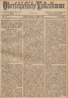 Oberschlesische Volksstimme, 1888, Jg. 14, Nr. 65