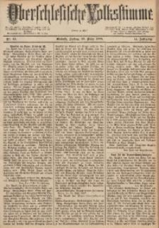 Oberschlesische Volksstimme, 1888, Jg. 14, Nr. 69