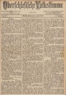 Oberschlesische Volksstimme, 1888, Jg. 14, Nr. 80