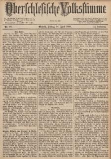 Oberschlesische Volksstimme, 1888, Jg. 14, Nr. 96