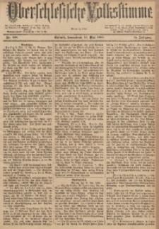 Oberschlesische Volksstimme, 1888, Jg. 14, Nr. 108