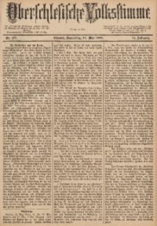 Oberschlesische Volksstimme, 1888, Jg. 14, Nr. 117