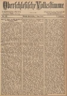 Oberschlesische Volksstimme, 1888, Jg. 14, Nr. 128