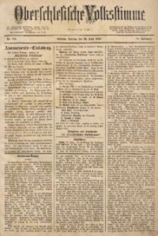 Oberschlesische Volksstimme, 1888, Jg. 14, Nr. 144